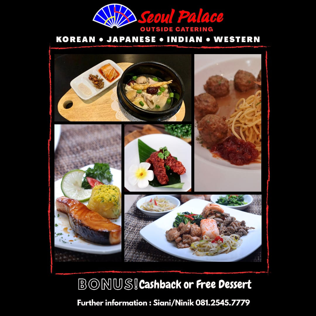 Seoul Palace Catering